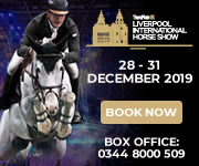 Liverpool International Horse Show 2019 (Nottinghamshire Horse)