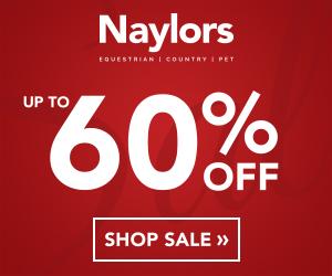 Naylors Summer Sale 2021 (Nottinghamshire Horse)